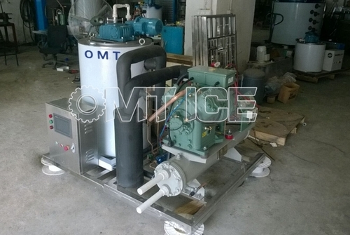 OMT 3T Seawater Flake Ice Machine