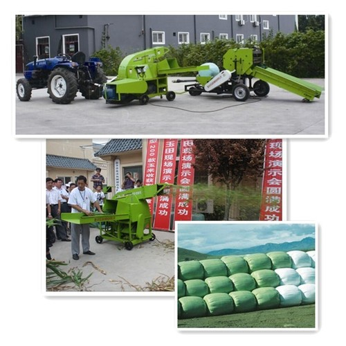Tractor Driven Silage Machinery (Pto Type)