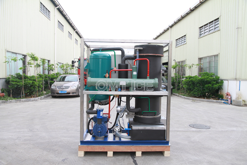 OMT 8Ton Tube Ice Machine
