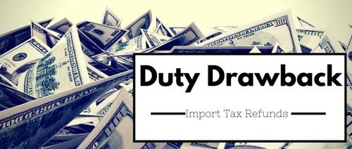 Drawback Refund Services