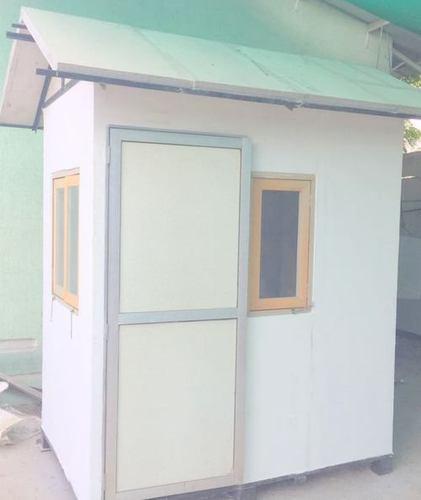 Portable PreFab Security Cabin