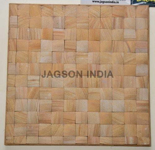 Teakwood 3d Mosaic Tile in  Sohna Road