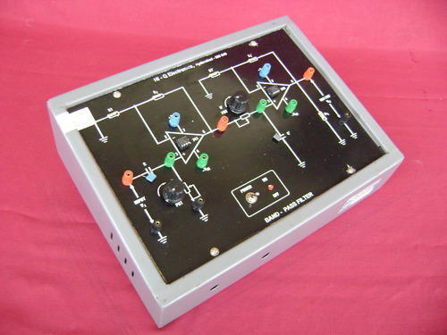 Band Pass Filter Trainer Kit