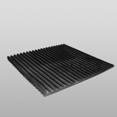 Ribbed Mounting Pads