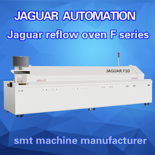 Hot Air Reflow Oven Machine With 10 Heating Zones