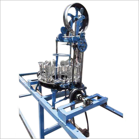 C Type Braiding Machine