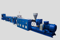 Industrial Hdpe Pipe Extrusion Line