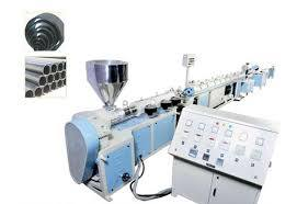 Inline Pipe Extrusion Line