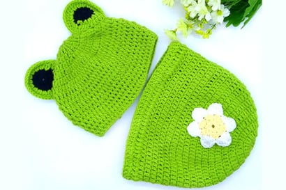 Newborn Photo Props Knitted Animal Suits