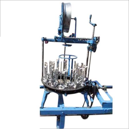 Reliable GI Wire Braiding Machine