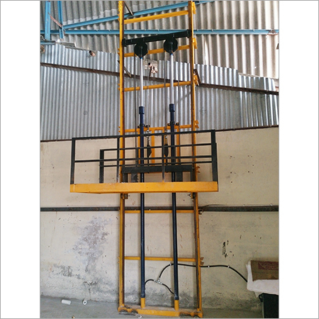 Industrial Wall Mounted Stacker