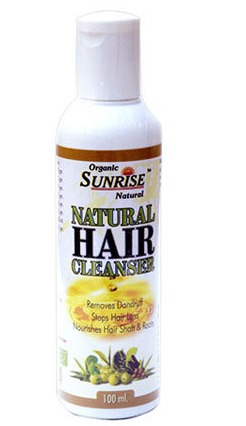 Natural Hair Cleanser