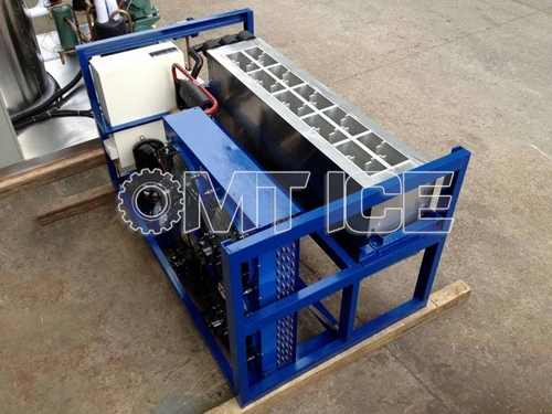 OMT 1ton Direct Cooling Ice Block Machine