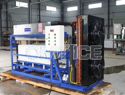 OMT 2ton Direct Cooling Ice Block Machine