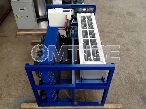 OMT 3ton Direct Cooling Ice Block Machine