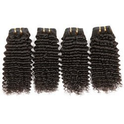 Indian Remy Curly Bulk Hair