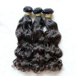Non Remy Wavy Hair in  Gamma