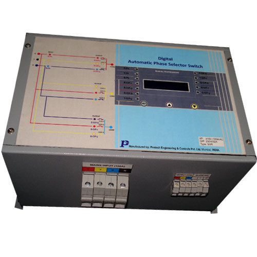 Automatic Phase Selector Switch