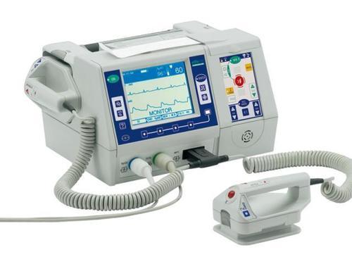 Cardioline elife700 Biphasic Monitor Manual and Semiautomatic Defibrillator