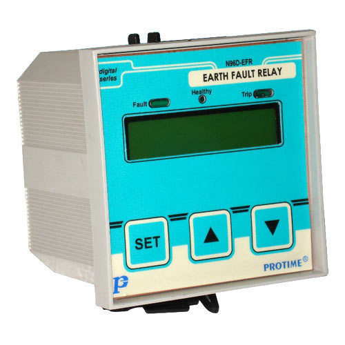 Digital Current And Earth Fault Relays