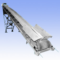 Hydraulics Conveyer Belts