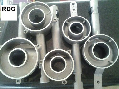 3 Pad Aluminium Mixing Tube