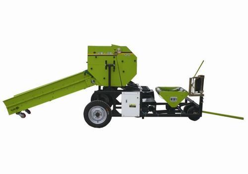 Green Maize Baling Machine