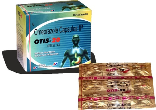OTIS 20 Capsules - Recova Pharma Expo Private Limited, A-4, 2Nd