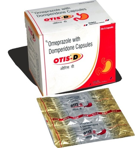 OTIS D Capsules - Recova Pharma Expo Private Limited, A-4, 2Nd Floor
