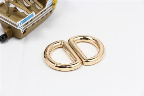Anticorrosive D Rings For Handbags