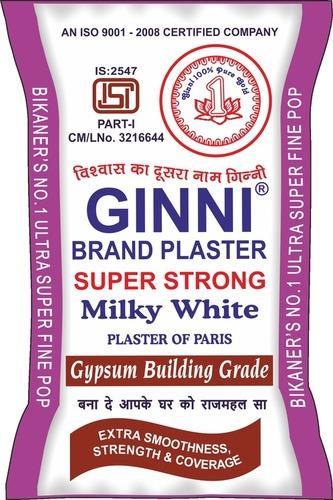 Ginni - Plaster Of Paris