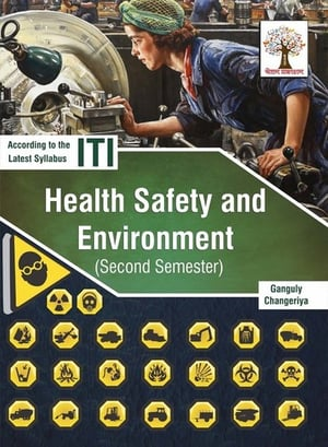 Health Safety And Environment (Second Semester)-English Book