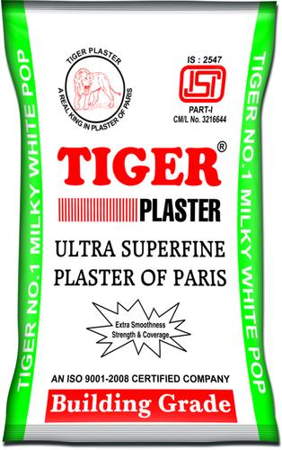 Tiger - Plaster Of Paris