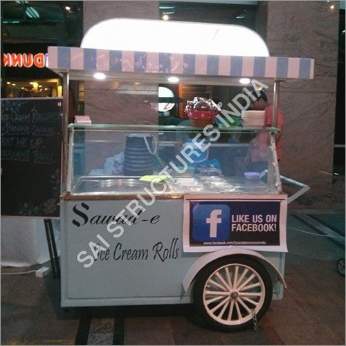 Fried Ice Cream Cart