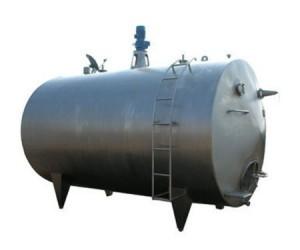 Horizontal Milk Storage Tank in   Dist:-Pune