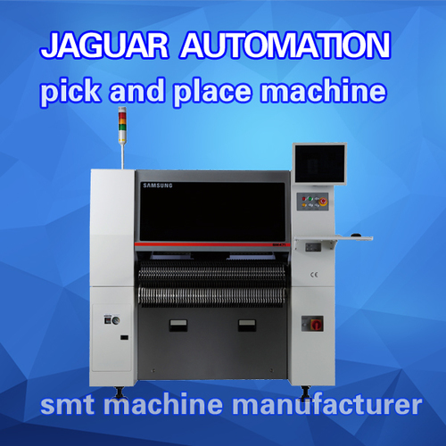 High Speed Flexible Pick And Place Machine SM471