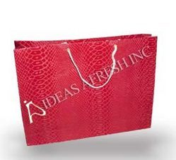 Embossed Paper Gift Bags