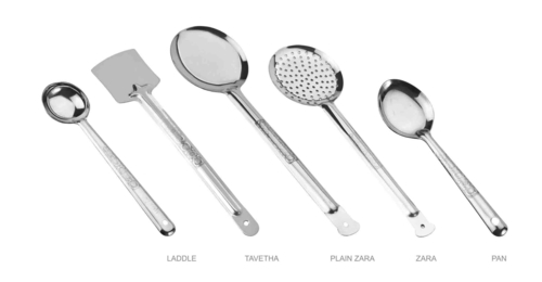 Stainless Steel Laddles