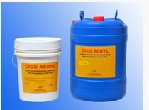 Acrylic Polymer Latex Based Integral Cement Waterproofing Compound