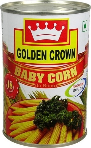 Canned Premium Baby Corn