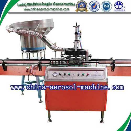 Filling Machine For Insecticide