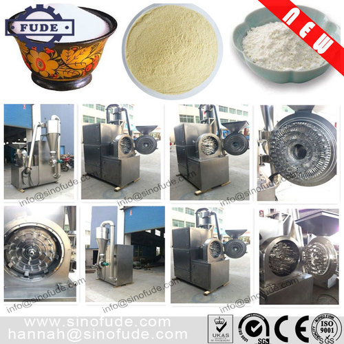 Heavy Duty Sugar Grinding Machine