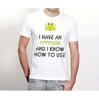Mens Funny Quotes Designer T Shirt