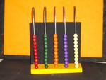 Wooden Educational Teacher's Abacus