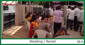 Portable Air Cooler For Marriage Function Area