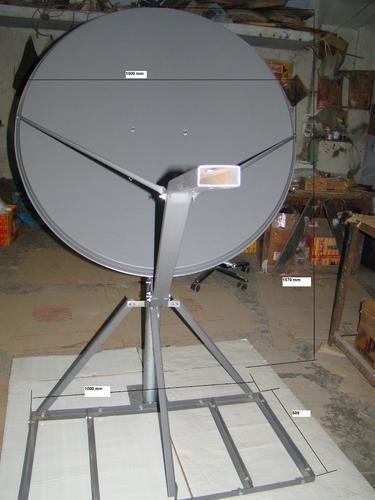 Vsat Antenna in  Naraina - I