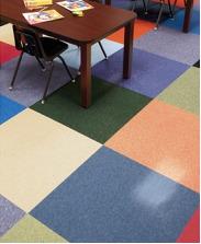 Pvc Armstrong Vct Vinyl Tile Flooring Homogeneous