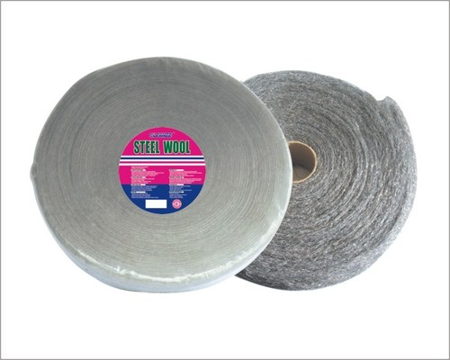 Steel Wool Floor Pad