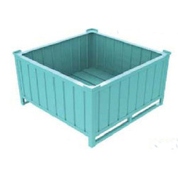 Warehouse Metal Storage Bin