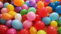Balloons in  Sahibabad